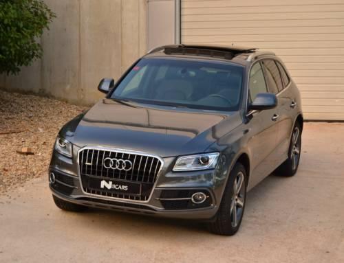 Audi Q5 3.0 tdi clean diesel 258cv quattro S tro 5p